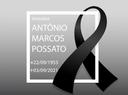 NOTA DE FALECIMENTO: VEREADOR ANTÔNIO MARCOS POSSATO (PODEMOS)